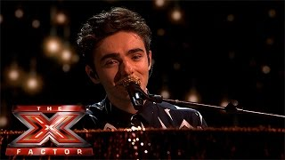 Nathan Sykes performs Over And Over Again Results Week 4 The X Factor 2015