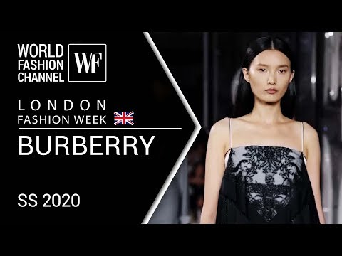 @Burberry  | Spring-summer 2020 | London Fashion Week