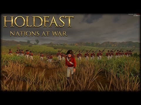 Epic Holdfast - 200 Men Line battle