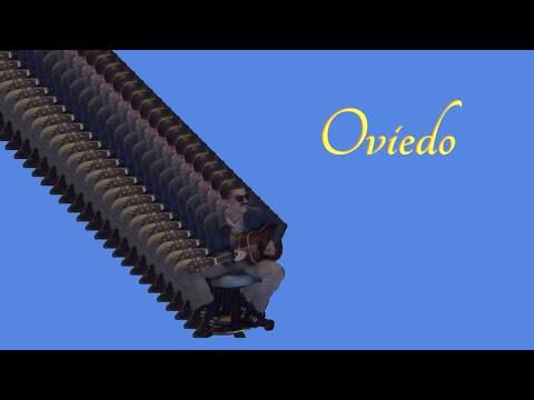 Oviedo - Blind Pilot Cover