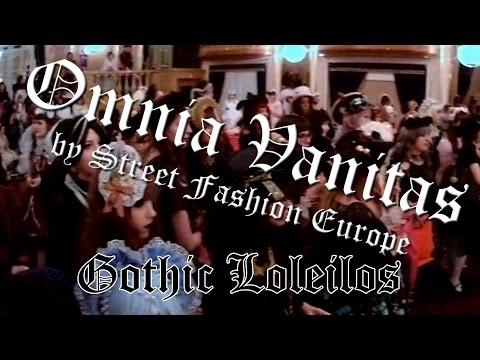 Omnia Vanitas Event by Street Fashion Europe