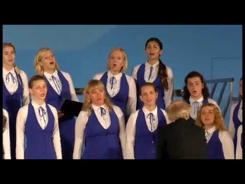 Choir Raniza, 2nd prize in category Habanaras, 64th International Contest HABANERAS AND POLYPHONY
