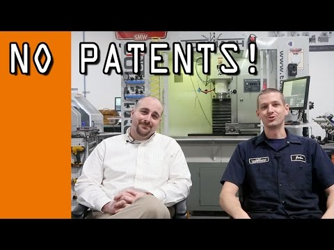 Why You Should NOT Get a Patent!  CB49