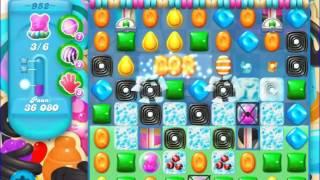 Candy Crush Saga SODA Level 952 CE