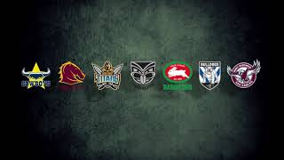 2020 NRL Touch Premiership Team Announcement