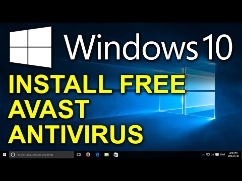 descargar avast antivirus para windows 10 64 bits