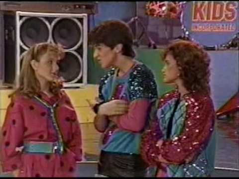 Kids incorporated - She's so shy (Part 1)