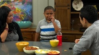 Boy Afraid of Food Seeks Help
