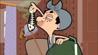 Mr Bean em Mola Limpa.