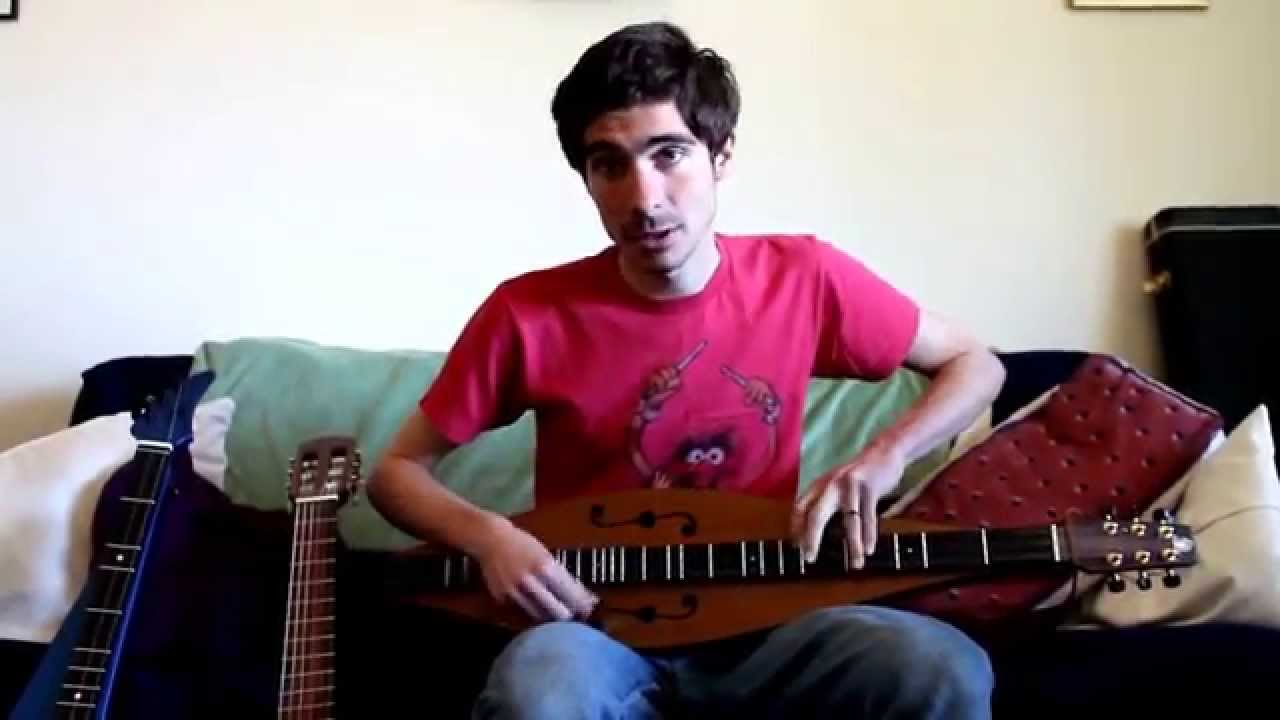 Cover Of The Rainbow Connection On Dulcimers And Guitar Eric
