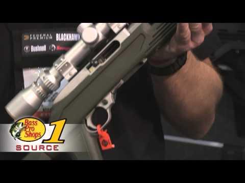 2014 SHOT Show: Blackhawk Axiom R/F Ruger 10/22 Rifle Stock