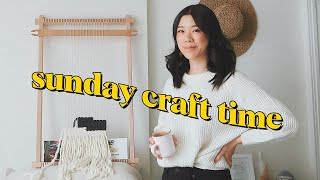 peaceful craft time (ep. 5) #withme | WITHWENDY