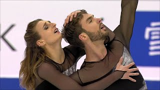 Габриэлла Пападакис - Гийом Сизерон. Произвольный танец. Танцы. Финал Гран-при по фигурному катанию