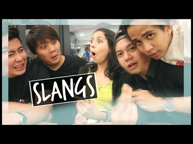 INDONESIA VS MALAYSIA : SLANGS!   ft Chandra Liow & The Ming Thing