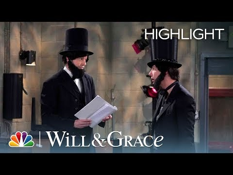 Jack's Been Replaced by Jon Cryer  Will & Grace Episode Highlight