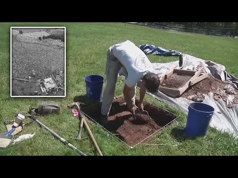 Archaeologists Dig Up Woodstock Festival Site to Pinpoint Stage's Location Mp3