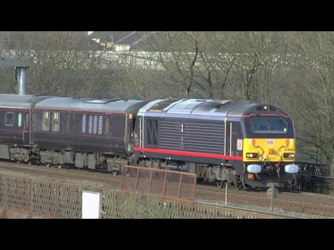 The Royal Train And More At Newport 24/02/17