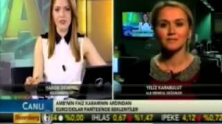 ALB Forex'ten Yeliz Karabulut, Euro/Dolar paritesindeki beklentiler neler? Bloomberg HT