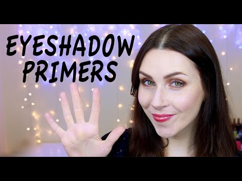 My Top 5 EyeShadow Primers | LetzMakeup