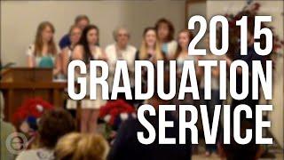 2015 Graduation Service