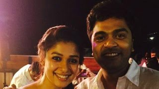 Nayanthara and Dhanush attends Simbu 31st birthday Party | Hot Tamil Cinema News