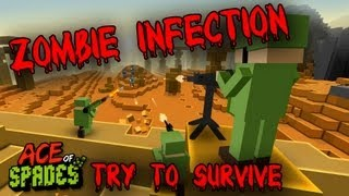 Ace Of Spades: Zombie Infection! - Try to Survive!