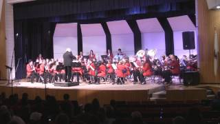 Huckleberry Finn Suite -- Brockton High School Wind Ensemble