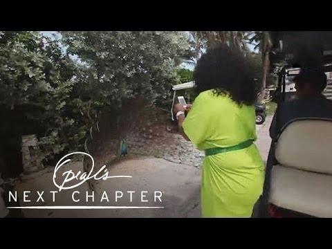 First Look: David Copperfield's Exotic Bird Dazzles | Oprah's Next Chapter | Oprah Winfrey Network