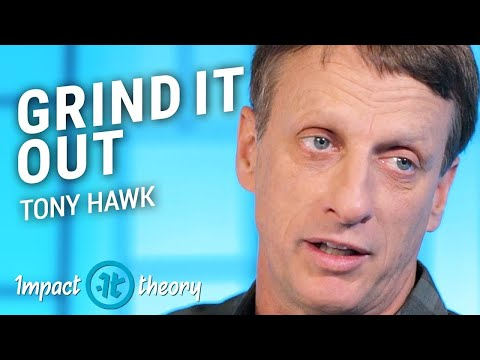 Choose Progress Over Perfection | Tony Hawk on Impact Theory