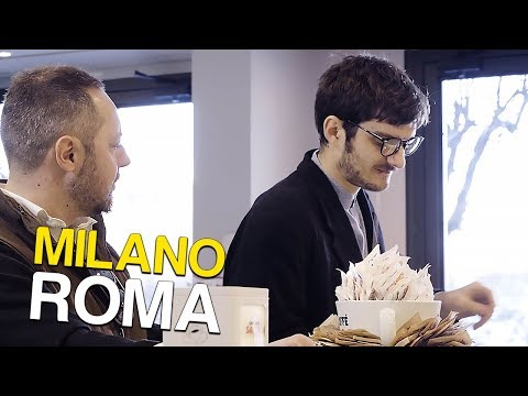 MILANO VS ROMA