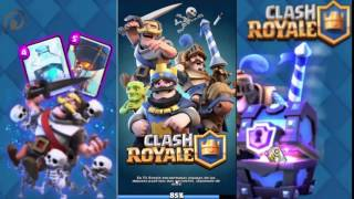 I am the best at Clash Royale and climb into the arena 2?