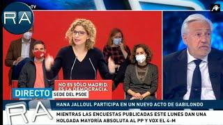 Julio Ariza: 'La izquierda radical siempre ha controlado la calle y la derecha les ha tenido miedo'