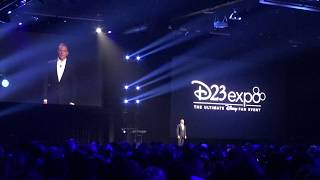 Bob Iger's KEYNOTE and The Walt Disney Company 2019 Sizzle Reel at D23 Expo 2019