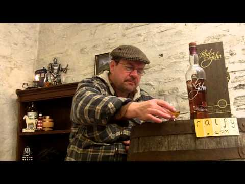 whisky review 328 - Paul John Malt Whisky