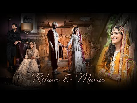Rohan & Maria Amazing Pakistani Cinematic Wedding Highlights