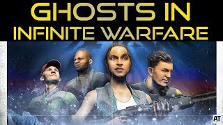 TANTO CALL OF DUTY GHOSTS IN INFINITE WARFARE [DLC4 ITA]
