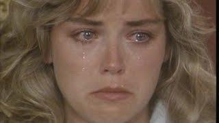 Repeat youtube video Lágrimas en la lluvia. (Sharon Stone) 1988 Tears in the Rain. Paixões Proibidas