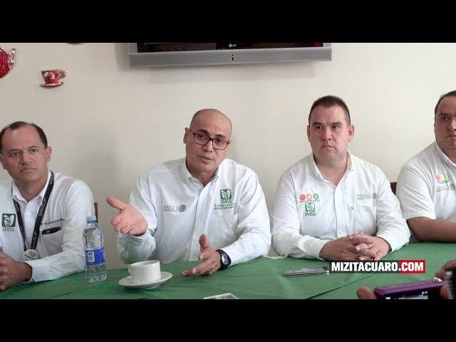 Nuevo hospital del IMSS en Zitácuaro costará 1,000 Millones de pesos
