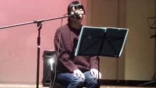 「ハナミズキ/一青窈」 Music Night 2016.10.22 ボーカル:岡本彩 ピア...