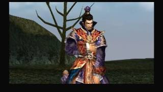 Dynasty warriors 3 xtreme legends ps2 Lu Bu gameplay part 1