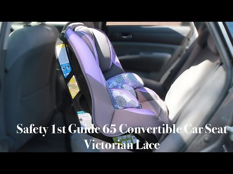 safety 1st guide 65 convertible car seat victorian lace how to