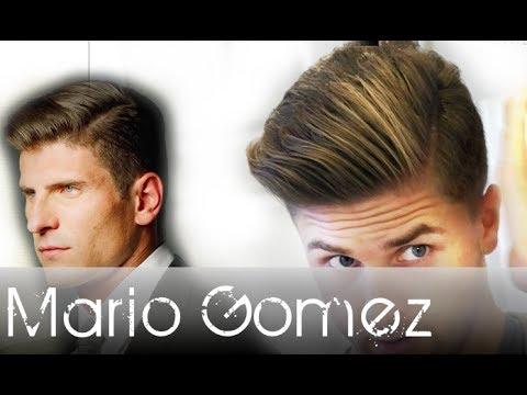 Gomez frisur undercut
