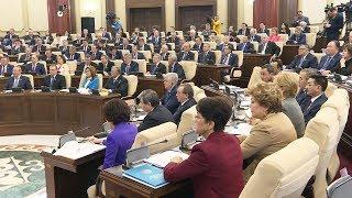 Депутаты по списку и вымогательства перед Мундиалем   АЗИЯ   23.05.18