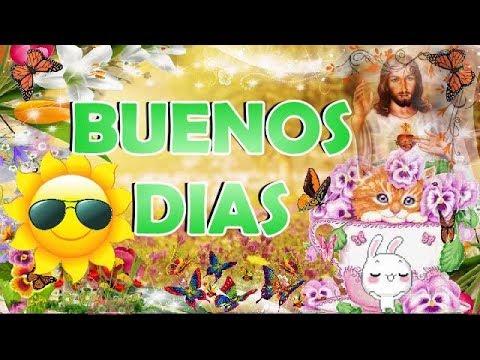 BUENOS DIAS FELIZ Y BENDECIDO MIERCOLES
