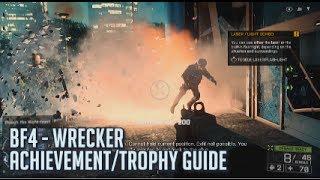 Battlefield 4 - Wrecker Achievement/Trophy Guide