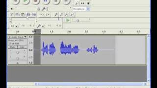 "Editing 101 ""Copy-cut-paste"" in Audacity all versions"