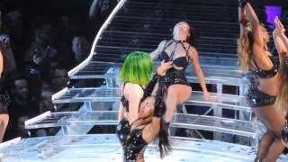 Lady Gaga - Alejandro Live at Madison Square Garden