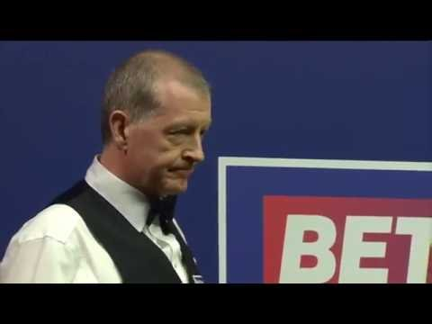 Snooker World Championship 2010 Steve Davis vs John Higgins (Last 16) Full Match
