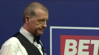 Snooker World Championship 2010 Steve Davis vs John Higgins (Last 16) Full Match