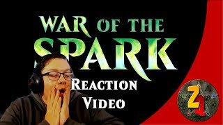 War of the Spark Official Trailer (Reaction Video)